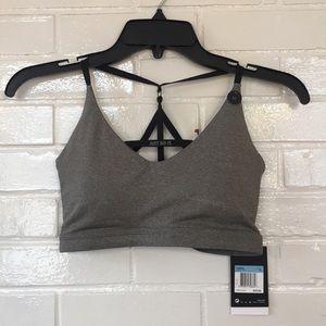 NWT✨ Nike Indy bra grey size M